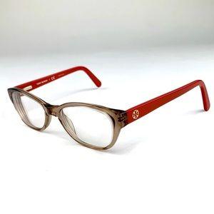 Tory Burch TY 2031 1162 Havana Red Eyeglasses